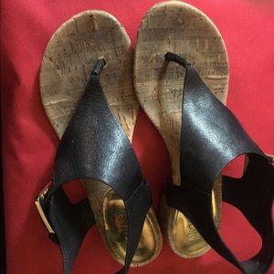 Michael Kors  block hell Sandals